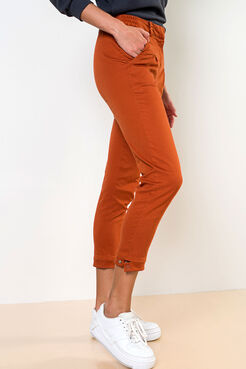 Trousers Chinos Orange