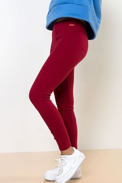 Leggings Buskins Red