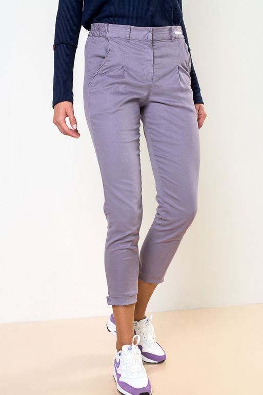 Trousers Chinos Purple