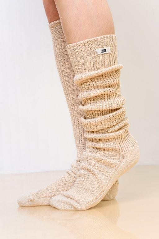 Knee socks Chestnuts