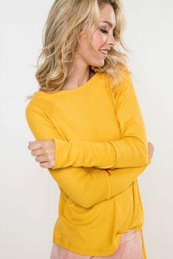 T-Shirt Mustardy Yull